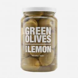 Nicolas Vahé | Green Olives | Lemon-20