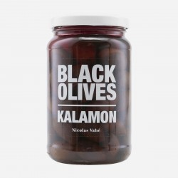 Nicolas Vahé | Sorte Oliven | Kalamon-20