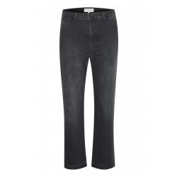 Part Two I Elinborg Jeans I Washed Black-20