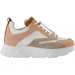 Pavement | Portia Sneakers | Nude Combo-20