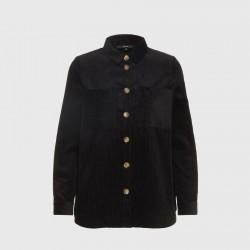 Vero Moda | Cairo Skjorte Jakke | Sort-20