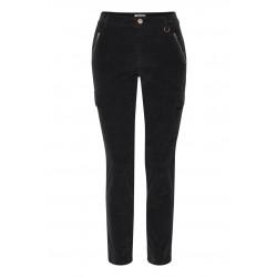 Pulz Jeans I Elva Skinny Pant I Sort-20