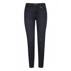 Pulz I Emma Jeans I Dark Blue Denim-20