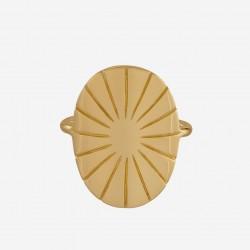 Pernille Corydon | Copenhagen Ring | Forgyldt-20