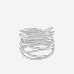Pernille Corydon | Paris Ring | Sølv-20