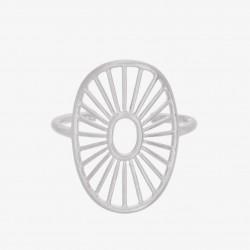 Pernille Corydon | Daylight Ring | Sølv-20