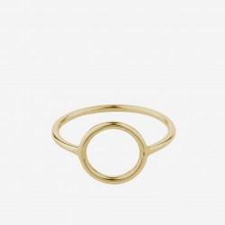 Pernille Corydon | Halo Ring | Forgyldt-20