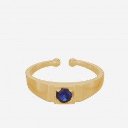 Pernille Corydon | Legacy Ring | Forgyldt-20
