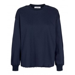 Cocouture | Reverse Sweat | Navy-20