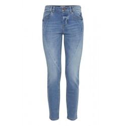 Pulz | Rosita Ankel Jeans | Lys Denim-20