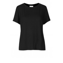 Second Female | Ello T-shirt | Sort-20