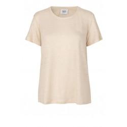 Second Female | Peony T-shirt I Sand-20