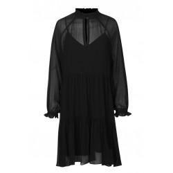 Second Female | Tul kjole | Sort-20