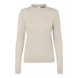 Vero Moda | Silky Strik | Off White-20