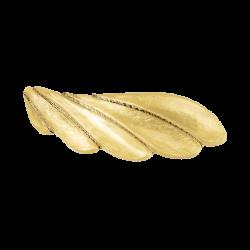 Bon Dep | Swan Hårklemme | Gul-20
