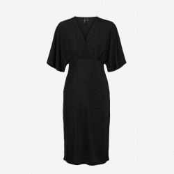 Vero Moda | Doreen Kjole | Sort-20