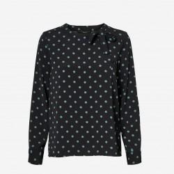 Vero Moda | Dotera Bluse | Sort-20