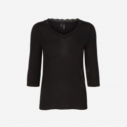 Vero Moda | Honey Bluse | Sort-20