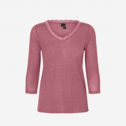 Vero Moda | Honey Bluse | Rosa-20