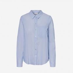 Vero Moda | Luna Skjorte | Blå-20