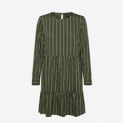 Vero Moda | Mayla Kjole | Grøn-20