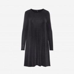 Vero Moda | Sparkle Kjole | Sølv-20