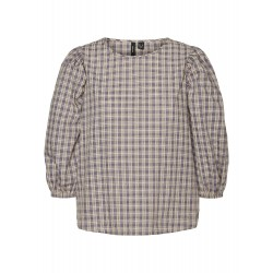 Vero Moda | Alicia Checked Bluse-20