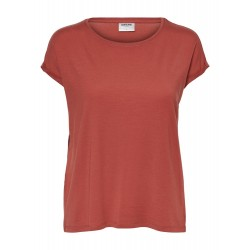 Vero Moda / Aware | Ava T-shirt | Rust Rød-20