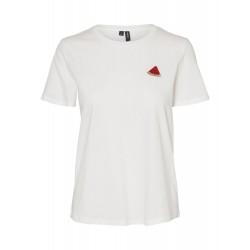 Vero Moda | Francis T-shirt | Hvid-20