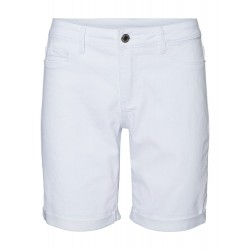 Vero Moda | Hot Seven Shorts | Hvid Denim-20