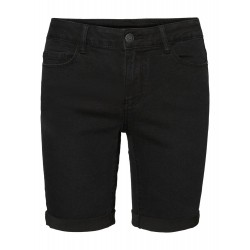 Vero Moda | Hot Seven Shorts | Sort Denim-20