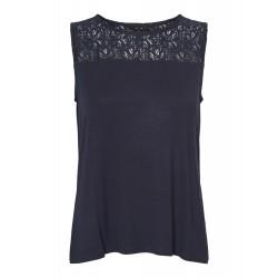 Vero Moda | Jasmin Top | Blå-20