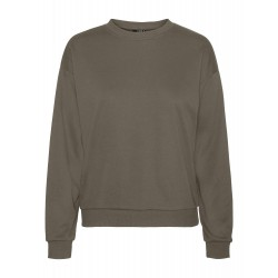 Vero Moda | Natalia Oversized Sweat | Army-20