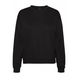 Vero Moda | Natalia Oversized Sweat | Sort-20