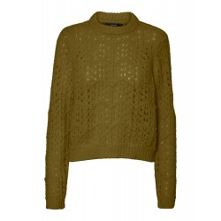 Vero Moda I Newwine Bluse I Grøn-20