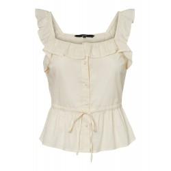 Vero Moda | Pixi Top I Offwhite-20