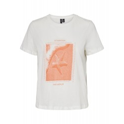 Vero Moda I Selma Francis T-shirt I Starfish-20