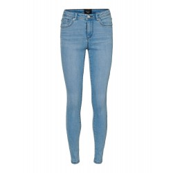 Vero Moda | Tanya Piping Jeans | Light Blue-20
