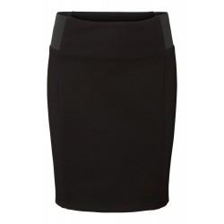 Vero Moda I Tava Nederdel I Sort-20