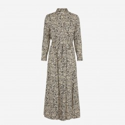 Second Female | Wisely Long Dress-20