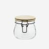 Madam Stoltz I Opbevaringsglas I Bambus-01