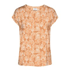 Vero Moda / Aware | Ava T-shirt | Orange M. Tiger