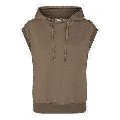 Co'couture | Rush hoodie vest | Army