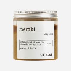 Meraki | Salt Scrub | Silky Mist