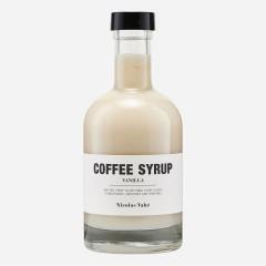 Nicolas Vahé | Kaffesirup | Vanilje