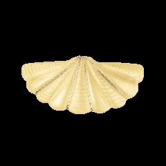 Bon Dep | Peacock Hårklemme | Gul