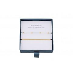 Pernille Corydon   Spirit Armbånd Box   Forgyldt