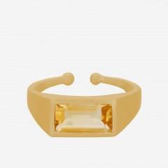 Pernille Corydon   Treasure Ring   Forgyldt