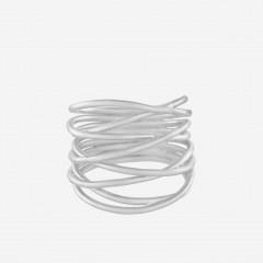 Pernille Corydon | Paris Ring | Sølv