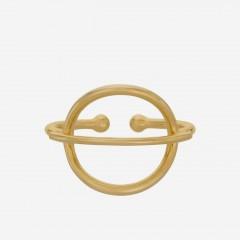 Pernille Corydon | Horizon Ring | Forgyldt